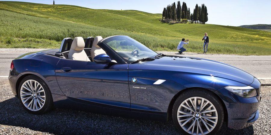 Estradas da Toscana são perfeitas para viver grandes paixões