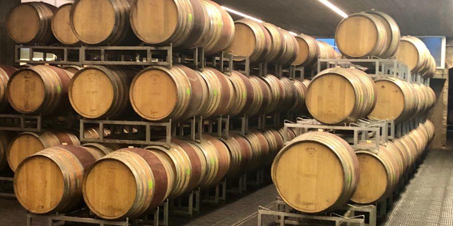 Imagem da vinícola Ceretto.