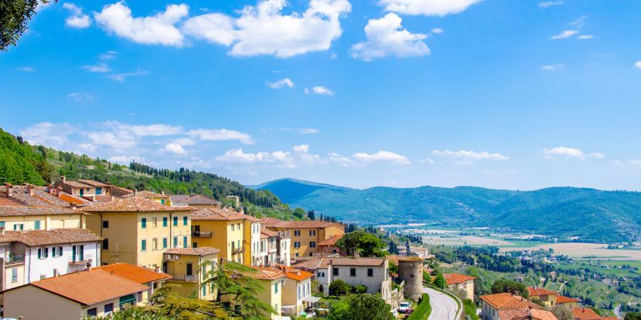 Cortona: cidade toscana é perfeita para passear sem pressa em boa companhia